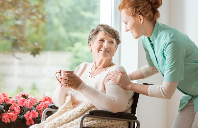 best in-home senior care service provider in dallas tx